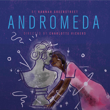 Promotional poster for Andromeda
