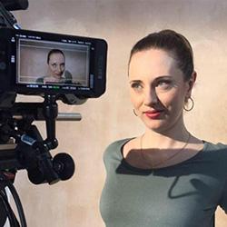 Photograph of Máirín O'Hagan