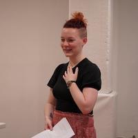 Headshot photograph of Charlotte Vickers