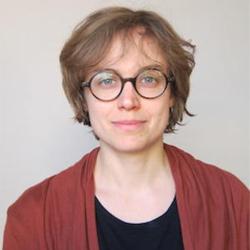 Photograph of Estelle Baudou