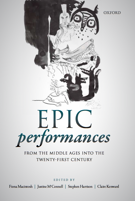 Epic Performances book cover