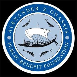 Alexander S. Onassis Foundation logo