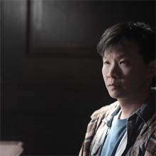 Headshot of Patrick Wang