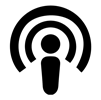 Podcast icon linking to APGRD Podcast pages
