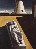 Reception and Genre (de Chirico)