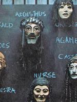 Oresteia masks