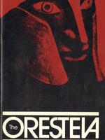 Oresteia 1981 programme cover