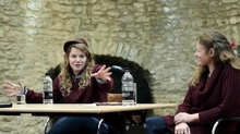 Kate Tempest in conversation with Justine McConnell