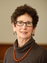 Portrait photograph of Nancy Rabinowitz