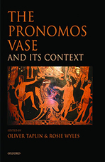 Front cover of the book The Pronomos Vase and its Contexts