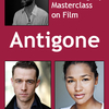 Poster advertising the masterclass, featuring headshots of Paul O'Mahony, Evelyn Miller, and Tim Delap