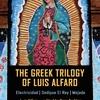 Front cover of The Greek Trilogy of Luis Alfaro Electricidad; Oedipus El Rey; Mojada by Luis Alfaro, edited by Rosa Andújar