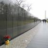 Memorial wall Washington